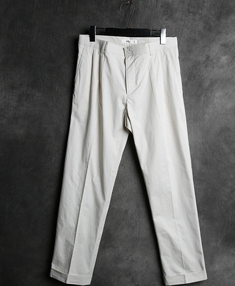 P-6148BASIC SLACKS PANTSColor : 3 colorMaterial : cotton