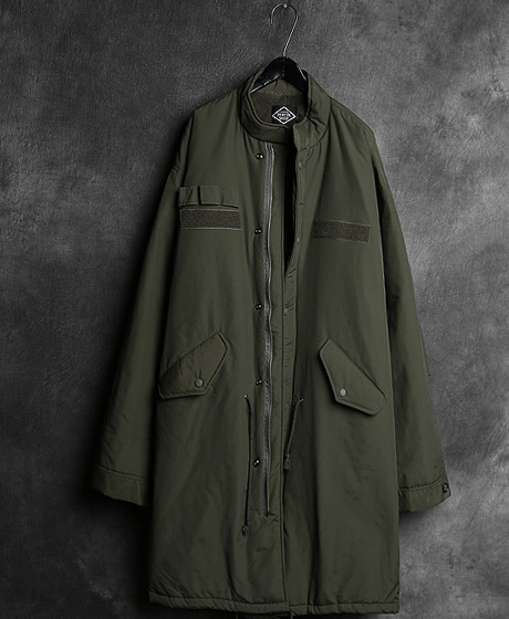 JK-7937PADDING MILITARY COAT패딩 야상 코트Color : 2 colorMaterial : wellon
