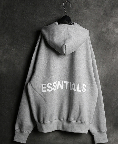 T-11286FOG ESSENTIALS PRINTING HOODIE TEEESSENTIALS 프린팅 후드 티Color : 3 colorMaterial : cotton