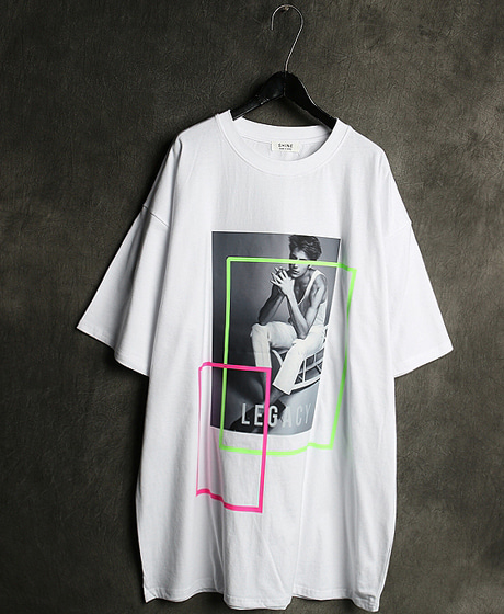 T-13120IMAGE PRINTING T-SHIRT이미지 프린팅 티셔츠Color : 2 colorMaterial : cotton