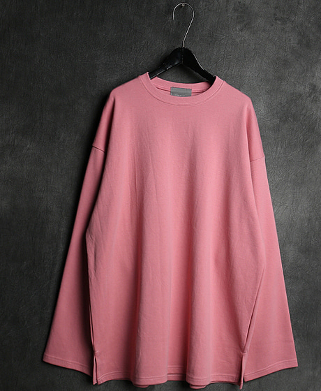 T-13433PASTEL BOX T-SHIRT파스텔 박스티Color : 6 colorMaterial : cotton
