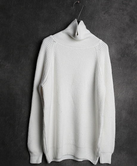T-14090POLO NECK SWEATER폴로넥 스웨터Color : 3 colorMaterial : sweater