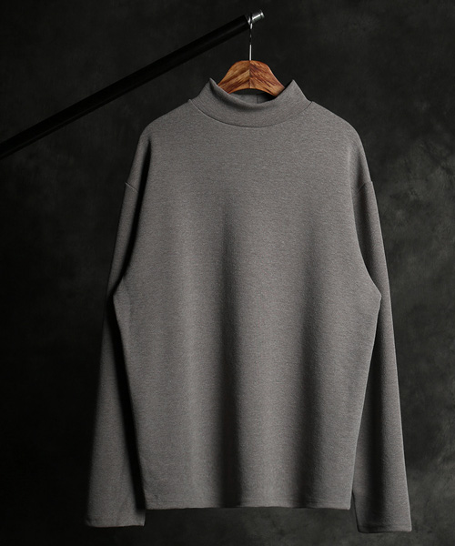 T-16694basic polo neck t-shirt