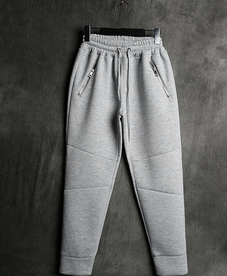 P-5553ALEX. WANG INCISION PANTSColor : gray/blackMaterial : neoprene