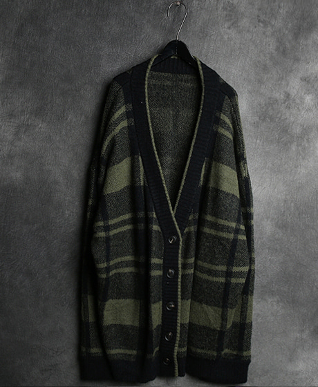 JK-7123MOHAIR CHECK PATTERN CARDIGAN JACKET모헤어 체크 패턴 가디건 자켓Color : 2 colorMaterial : mohair