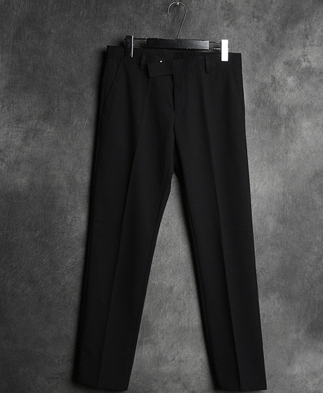 P-6601WRINKLE LINE SLACKS PANTS주름 라인 슬랙스 팬츠Color : 3 colorMaterial : cotton