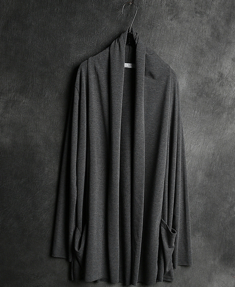 JK-8197SHAWL JACKET숄 자켓Color : 2 colorMaterial : cotton/polyester/rayon