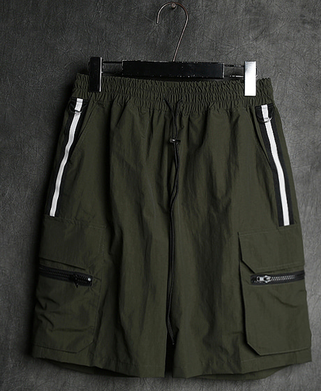 P-7265CARGO POKET HALF PANTS카고 포켓 반바지Color : 2 colorMaterial : cotton