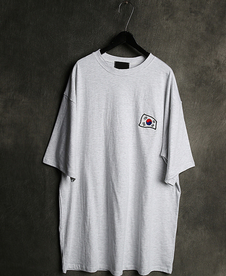 T-12468NATIONAL FLAG PRINTING T-SHIRT국기 프린팅 티셔츠Color : 3 colorMaterial : cotton