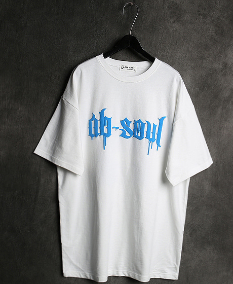 T-13068RAPPER PRINTING T-SHIRT래퍼 프린팅 티셔츠Color : 1 colorMaterial : cotton