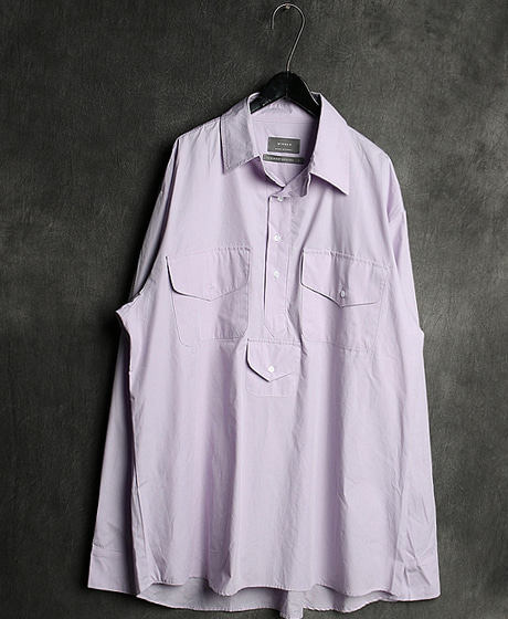 S-2094WASHING POKET SHIRT워싱 포켓 셔츠Color : 2 colorMaterial : cotton