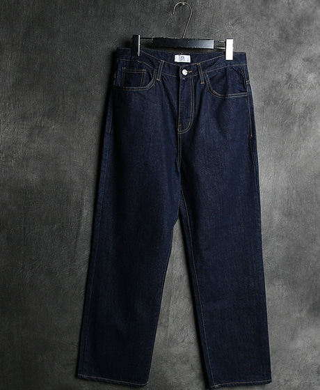 P-8071STANDARD DENIM PANTS스탠다드 데님 팬츠Color : 1 colorMaterial : denim