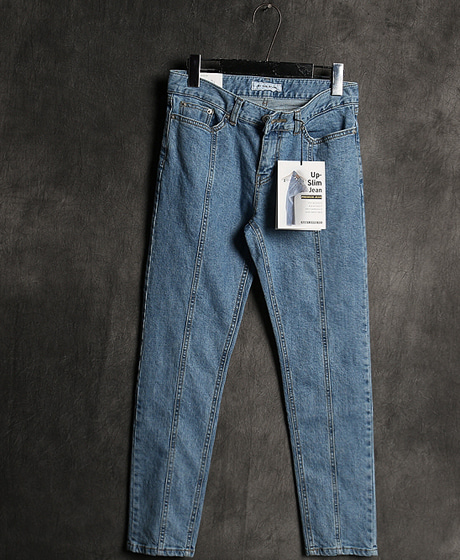 P-8630라인 데님 팬츠Color : 1 colorMaterial : denim