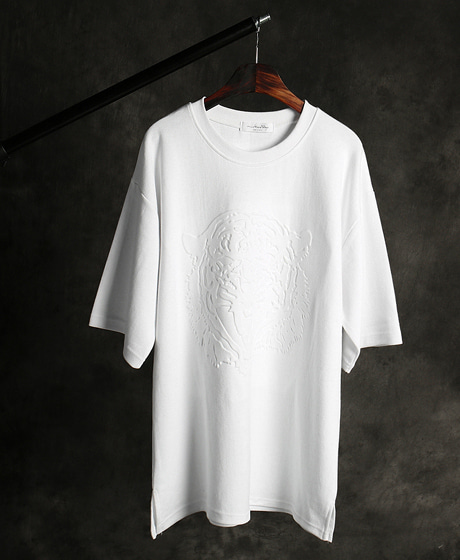 T-14884호랑이 엠보 티셔츠Color : 2 colorMaterial : cotton